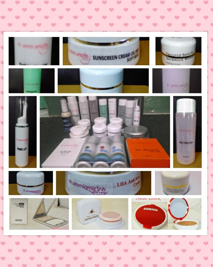 Dr Ummiamizah Skincare Produk (1)